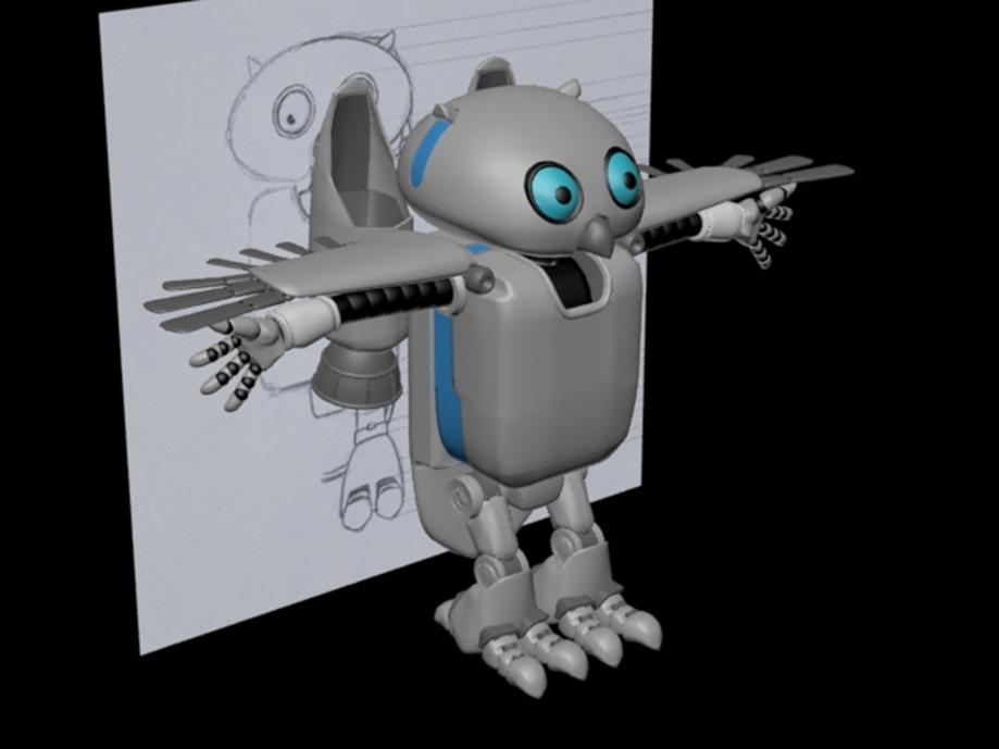 AL-bot. Modeling.