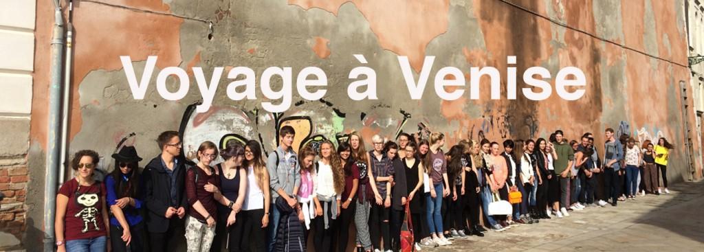 Voyage à Venise Septembre 2015