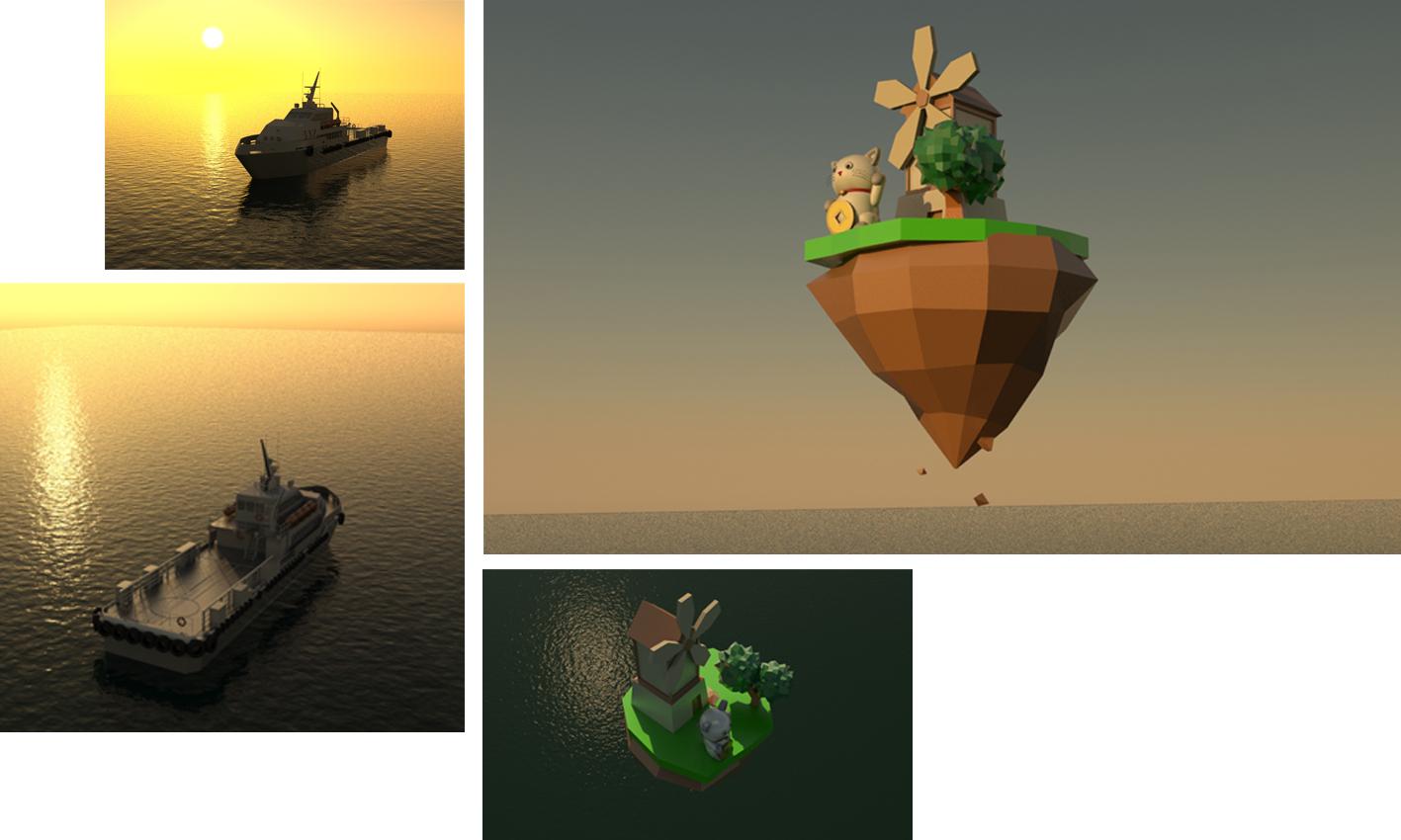 Jack YANG - 3D Première
